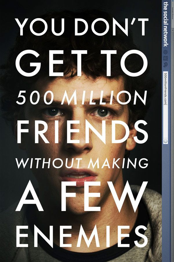 """The Social Network"": le film basé sur Facebook"