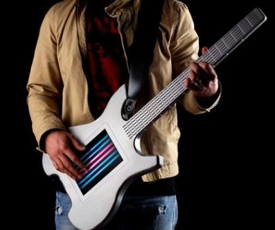 Kitara Touchscreen Guitar: plus besoin de cordes !